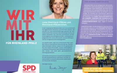 WIR MIT IHR – Landtagswahlen 2021